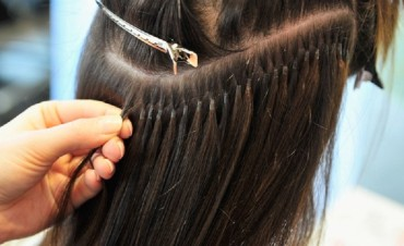 Different types of hair extensions