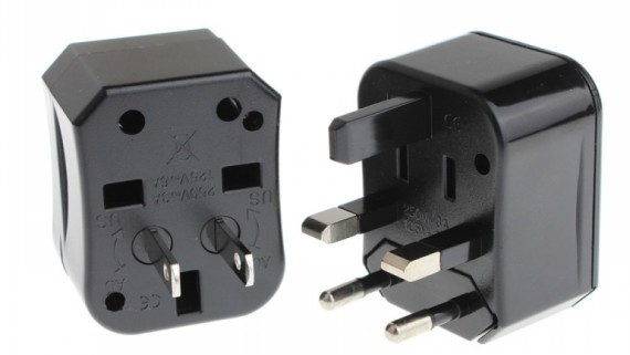 What is important in case of power plugs?