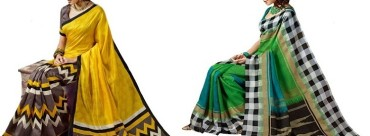 Reasons Why Peoples Opt For Online Sarees