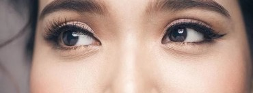 Make your eyes look pretty, appealing and attractive