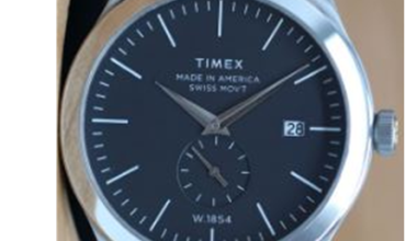 Timex Watches- Hand Made Precision!