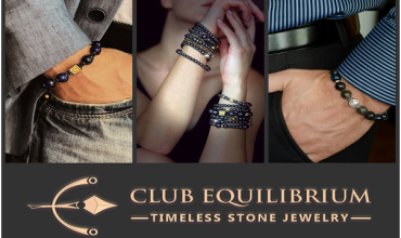 Find Your Unique Stone Jewelry Piece At Club Equilibrium